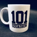 Mugs personalized. Project with own graphics created by the group