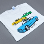 BMW motorsport e30 t-shirts created by artists from Poland We print the highest quality bmw t-shirts on the internet.